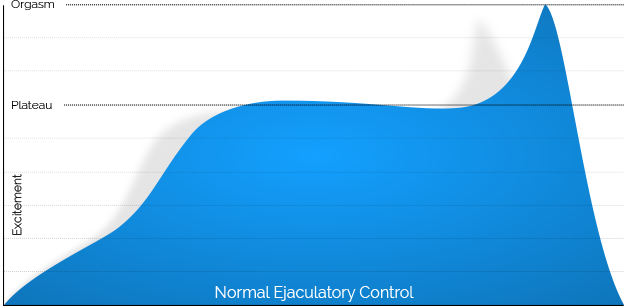 Normal Ejaculation Graph