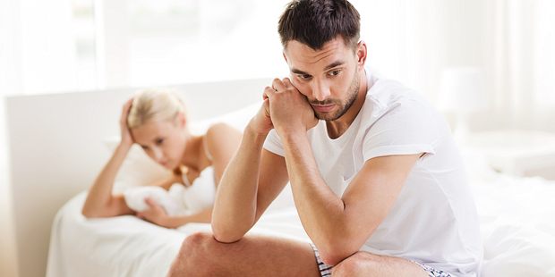 Psychological Impotence couple