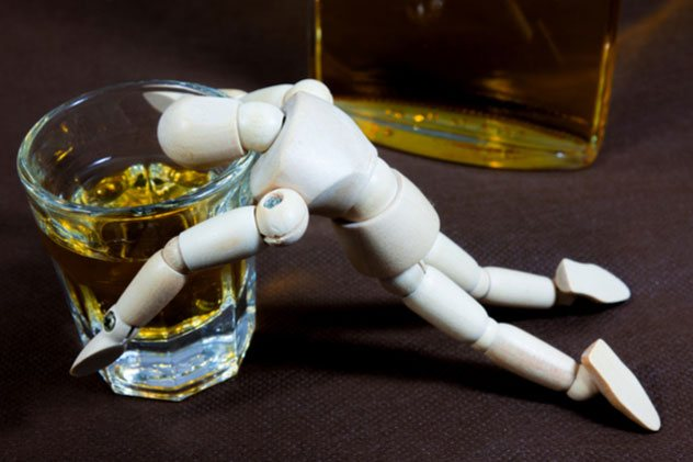 Alcohol and drugs can actually prevent you from lasting longer